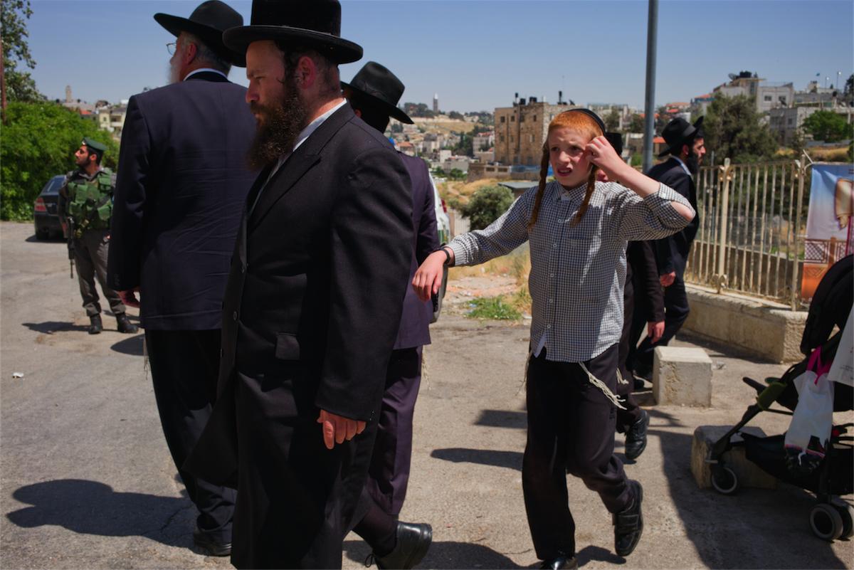 Chip Kahn - Jerusalem Upsherin