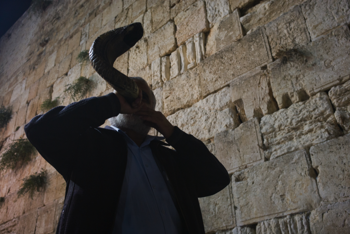 Chip Kahn - Jerusalem, Wailing Wall
