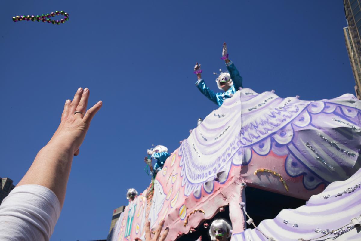 Chip Kahn - New Orleans, Mardi Gras