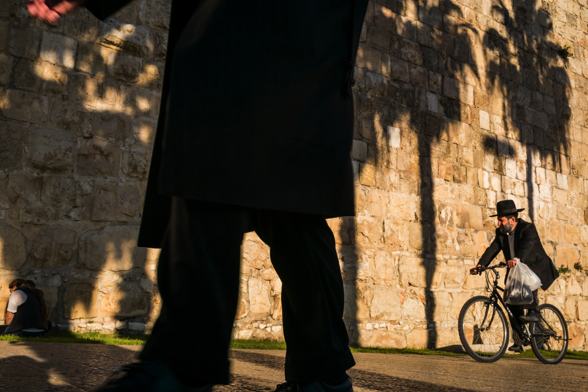 Chip Kahn - Israel, East Jerusalem and the Old City