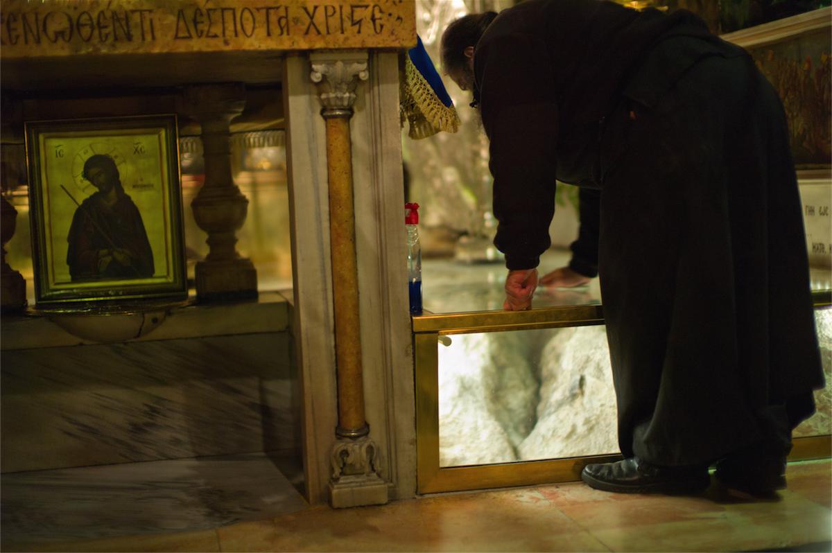 Chip Kahn - Church of the Holy Sepulchre