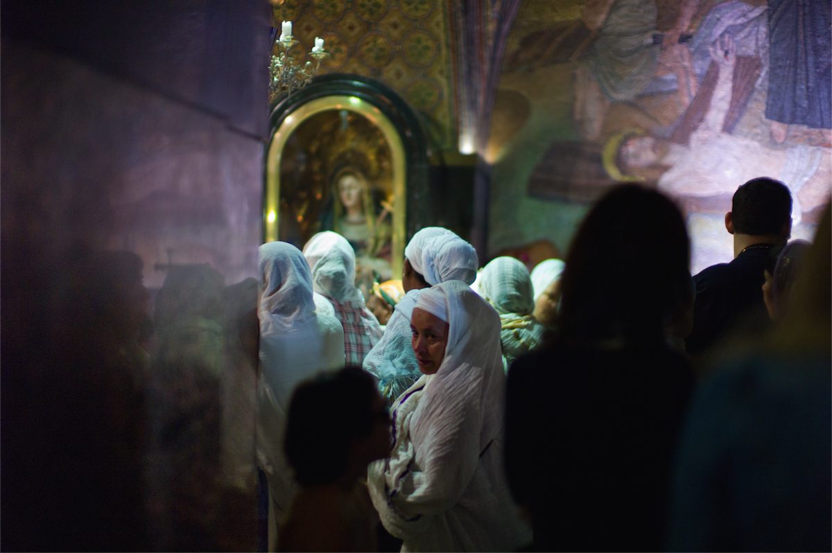 Chip Kahn - Church of the Holy Sepulchre. Holy Land