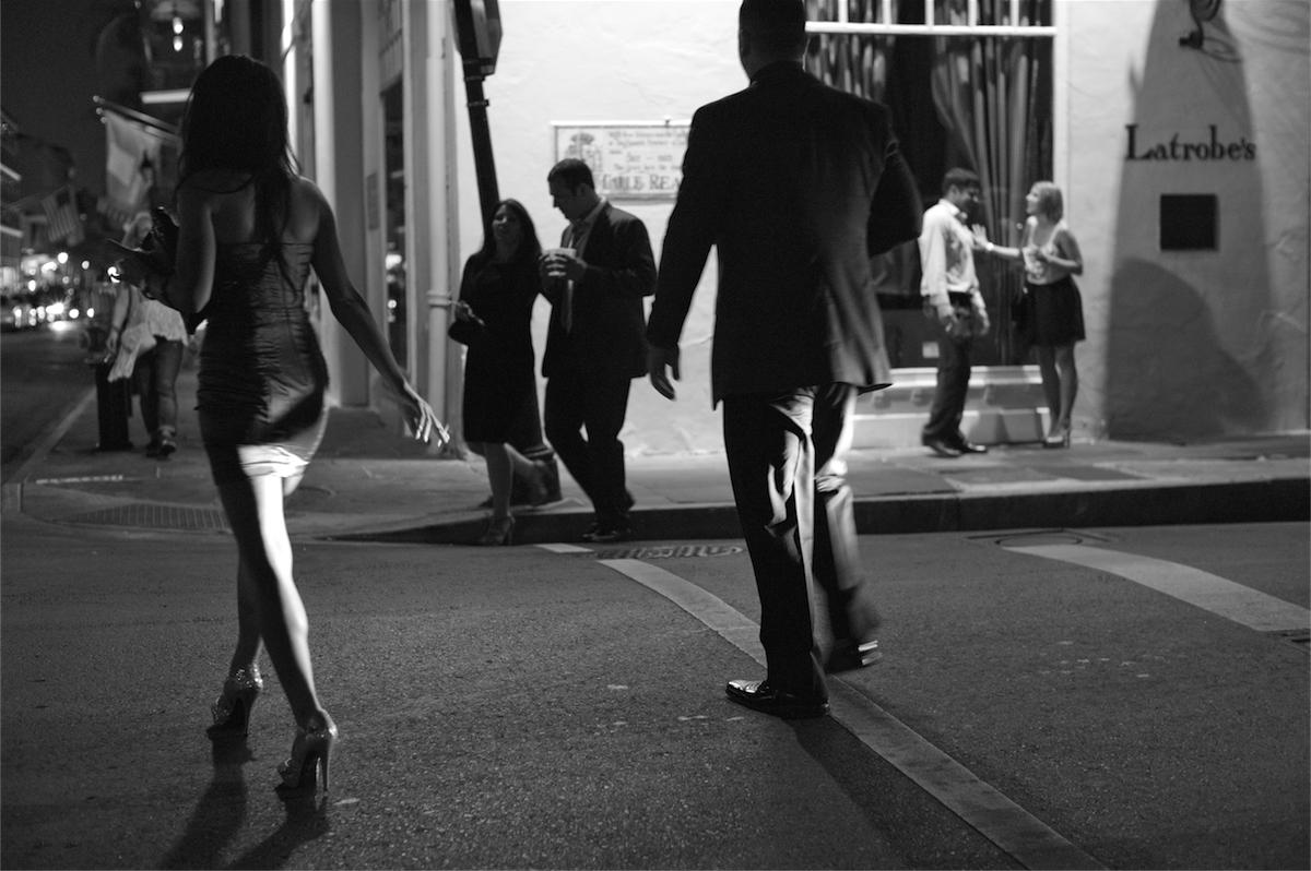 Chip Kahn - New Orleans, Black and White