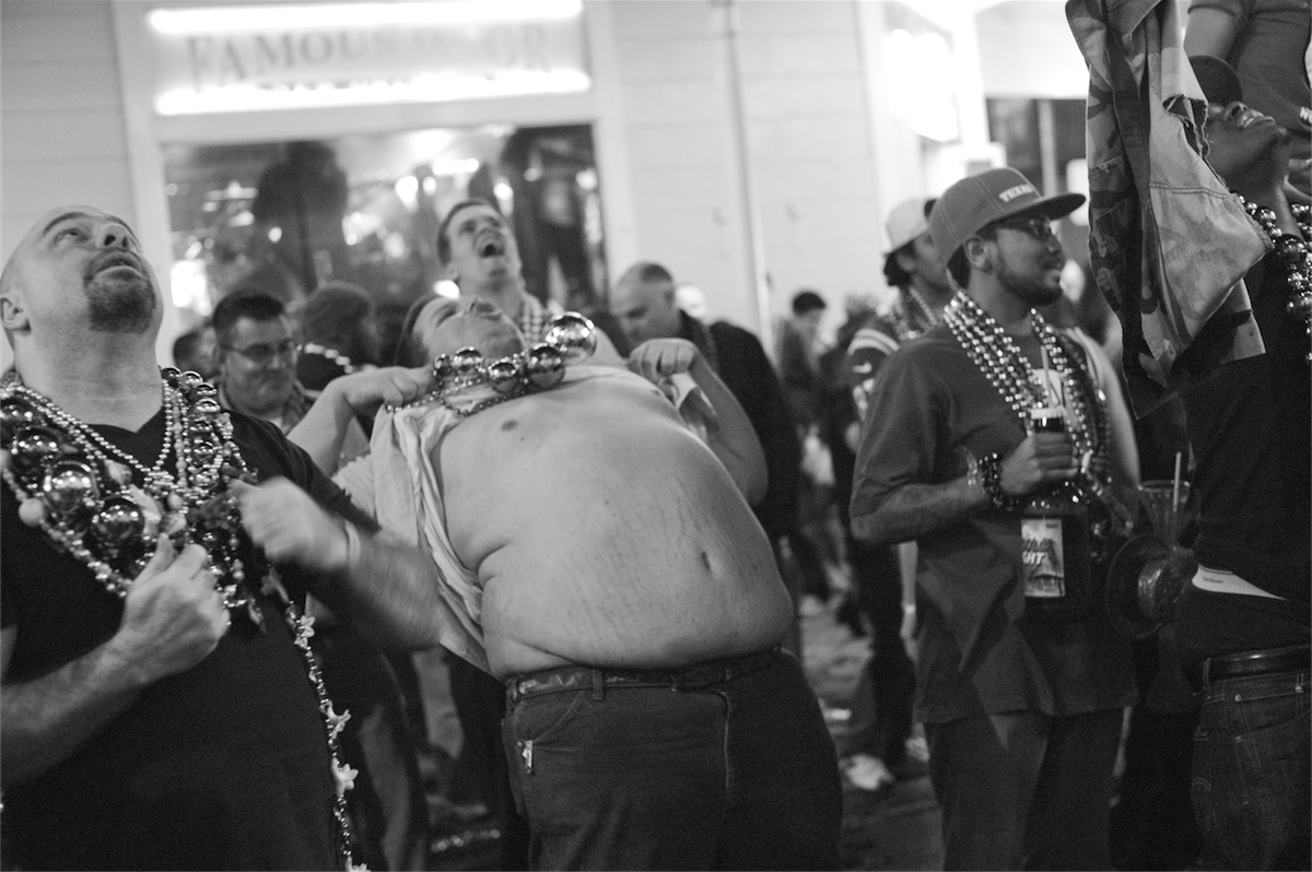 Chip Kahn - New Orleans, Black and White