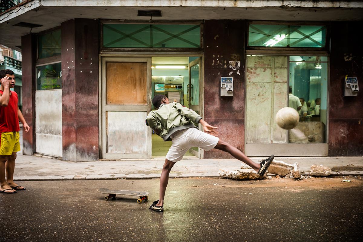 Chip Kahn - Cuba, Havana 2015