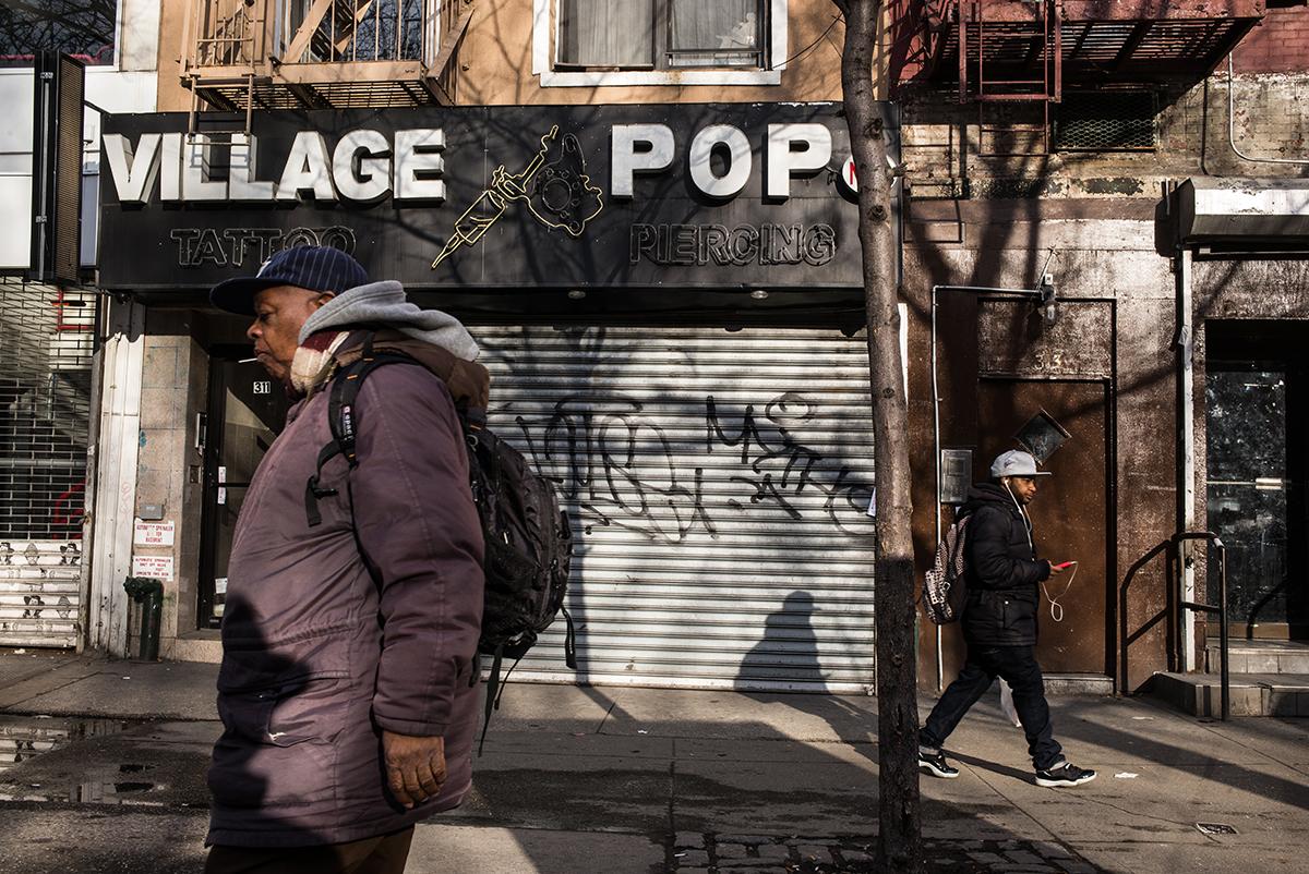 Chip Kahn - New York City