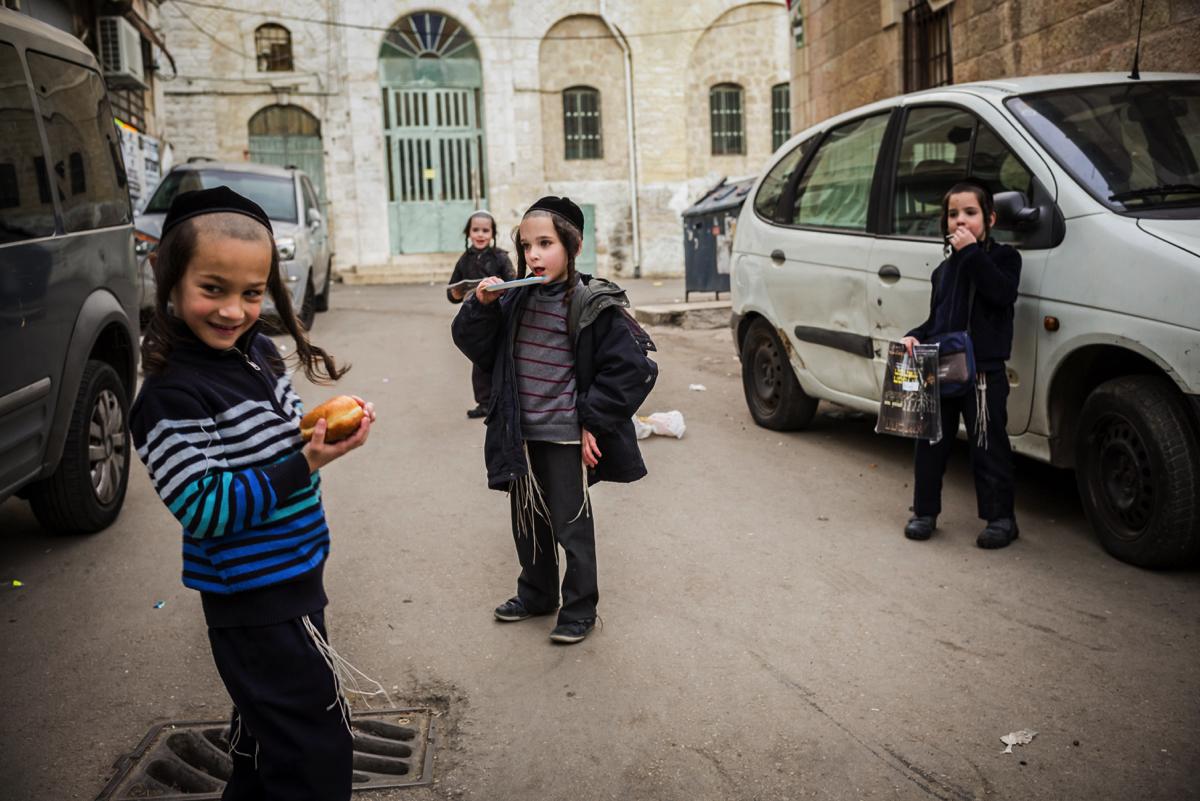 Chip Kahn - Jerusalem, Hanukkah
