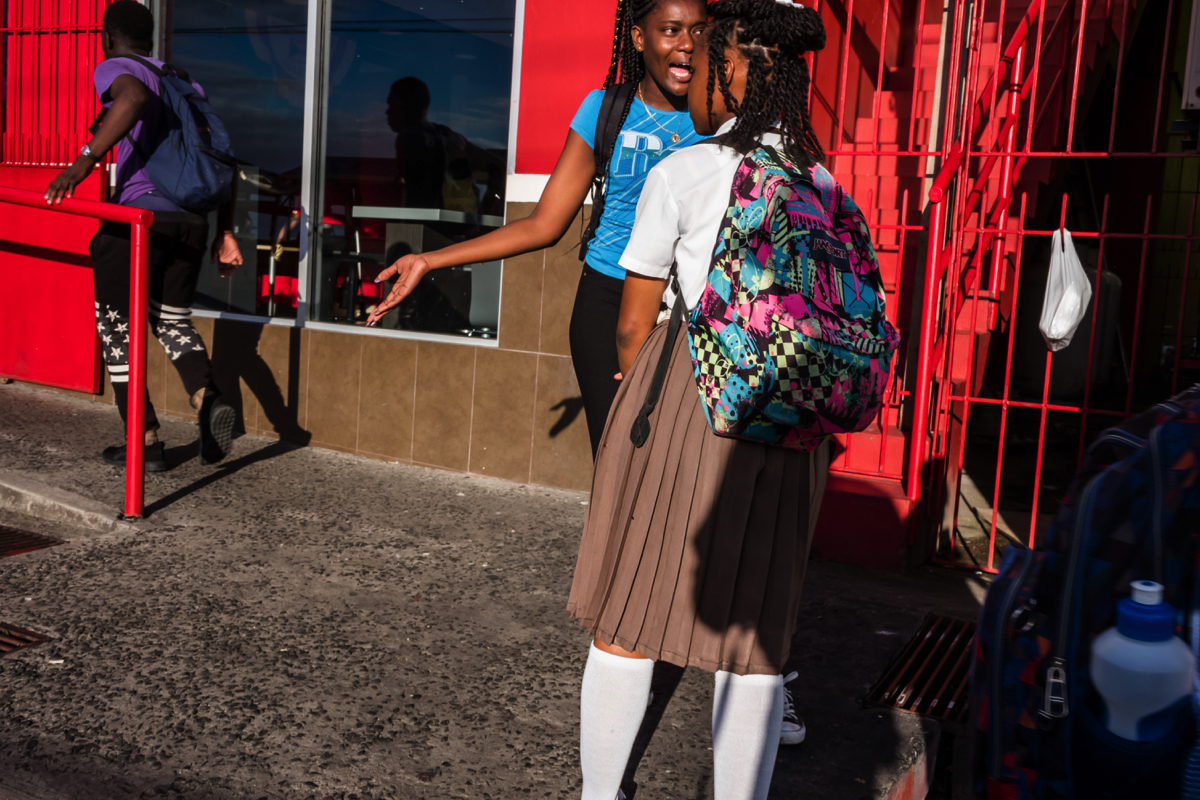 Photo by Chip Kahn. Grenada.