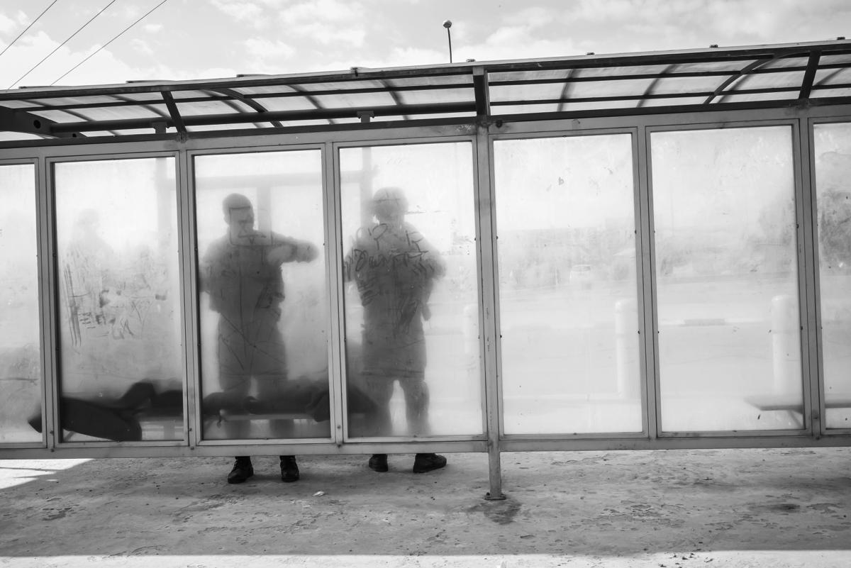 Photo by Chip Kahn. Israel Polyglot.