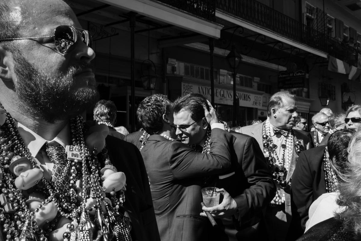 Photo by Chip Kahn. Mardi Gras.